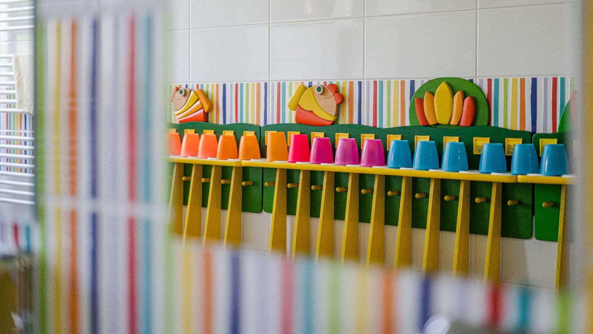 Školní umývárna